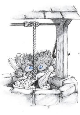 Еще изображение на тему Рисованые мишки Тедди
