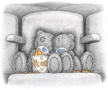 Дополнительное изображение Рисованые мишки Тедди